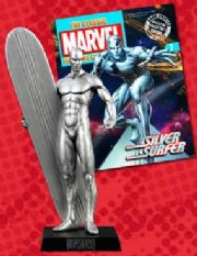 Classic Marvel Figurine Collection #007 Silver Surfer Eaglemoss Publications